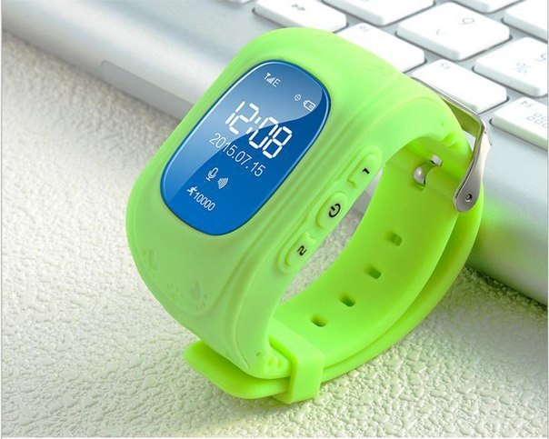 Часы детские GPS-часы