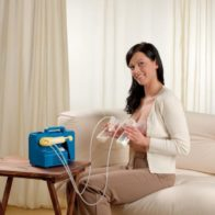 Клинический молокоотсос Lactina Electric Medela.